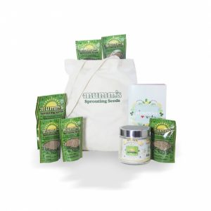 Mumm's Sprouting Seeds & Accessories
