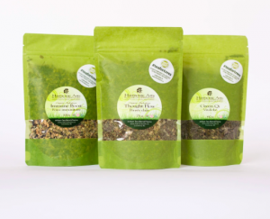 Harmonic Arts Loose Leaf Tea sold by Petal and Kettle in Parksville