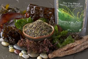 Harmonic Arts Sea Veg Blend, sold by Petal and Kettle in Parksville