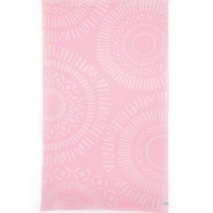 Arbutus Tofino Towel Beach Towel available in store on online at Parksville gift shop Petal and Kettle