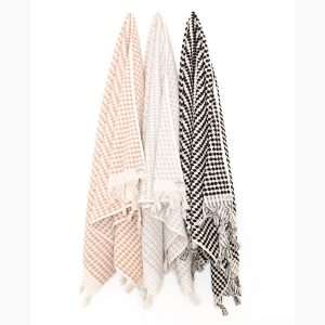 Tofino Towel beach towel, sold online or in store at Petal and Kettle Parksville
