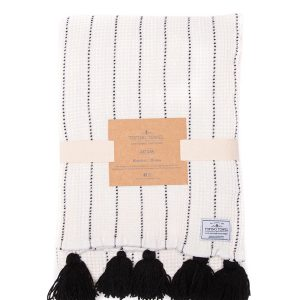 Tofino Towel's Bungalo Throw, stylish throw for the home